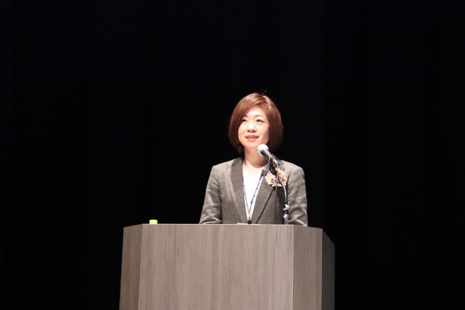 大井川さんが客席から撮ってくださった写真。